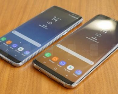 """Mới ra mắt """"Siêu phẩm"""" Samsung Galaxy S8 và S8 Plus"""