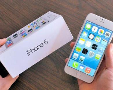 Về Việt Nam với giá 10 triệu đồng cho iPhone 6 bản 32GB