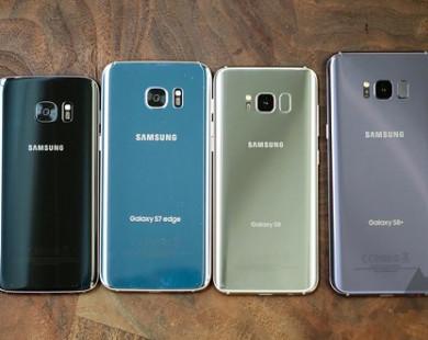 Bước nhảy vọt lớn giữa Samsung Galaxy S8, S8 Plus và Galaxy S7, S7 Edge