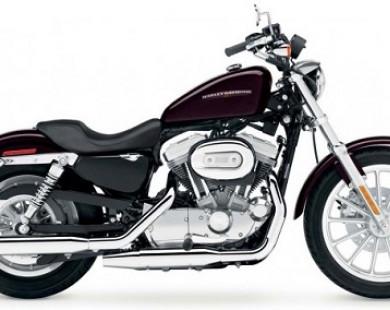 Harley Davidson đã từng có những chiếc xe huyền thoại này