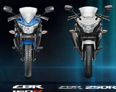 Mua Honda CBR150/250 được tặng Honda Navi