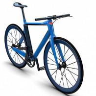 Xe đạp nhẹ nhất thế giới PG Bugatti Bike