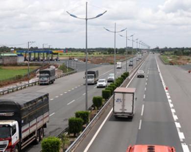 Cao tốc Trung Lương - Mỹ Thuận sẽ khai thác năm 2019