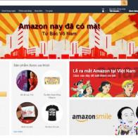 Amazon.vn liệu có phải tên miền vào Việt Nam của Amazon