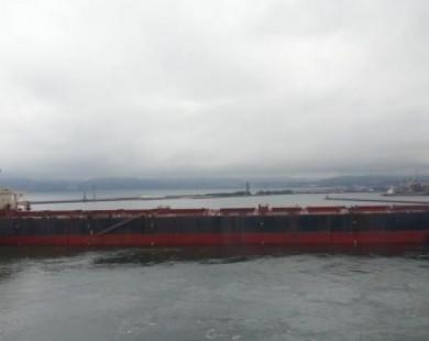 Tàu chở hàng dài hơn 300 m mất tích ở Đại Tây Dương