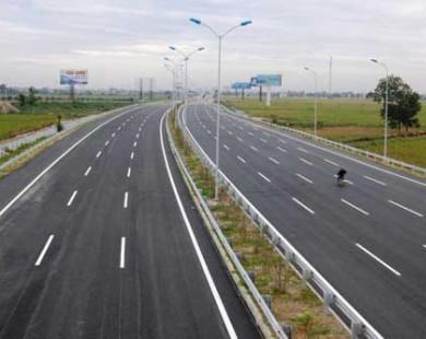 Khẩn trương hoàn thiện phương án xây dựng tuyến cao tốc Bắc - Nam