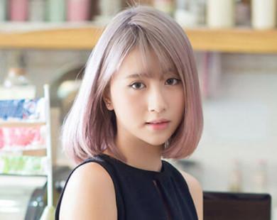 Những kiểu tóc đẹp nhất 2017