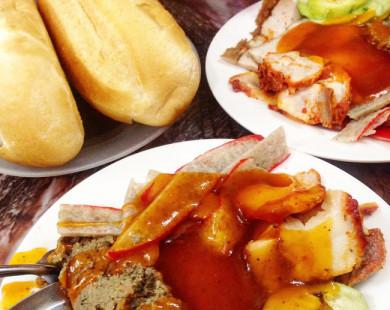 7 quán bánh mì bình dân mà ngon đặc biệt của Hà Nội