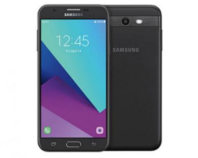 Samsung Galaxy J7 Perx mới lên kệ đã có hệ điều hành Android 7.0 Nougat mới.