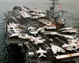 """3 tàu sân bay hạt nhân Mỹ rầm rộ """"bao vây"""" Triều Tiên"""