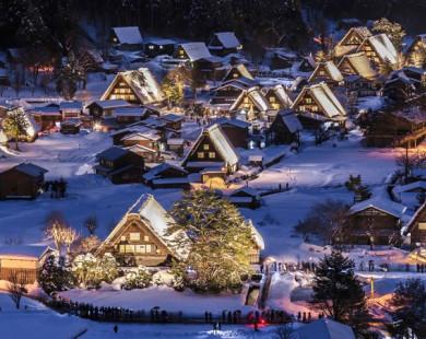 Khám phá những ngôi làng cổ thanh bình nhất thế giới