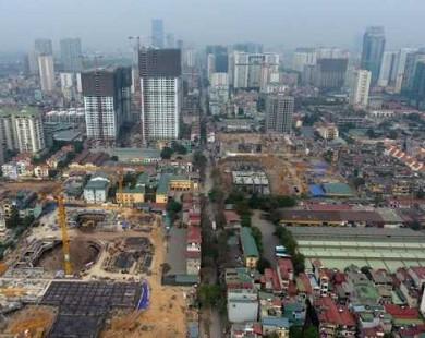 Thanh tra tại Hà Nội phát hiện 38/50 dự án chung cư mắc sai phạm