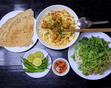 Mì Quảng - món ngon nổi tiếng ở Đà Nẵng