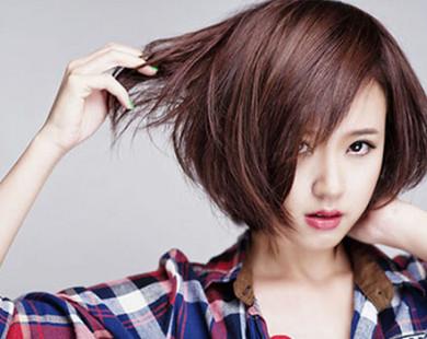 Chia khuyết điểm hoàn hảo cho cô nàng mặt dài với kiểu tóc này