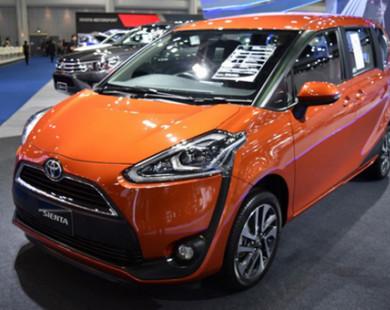 Toyota Sienta mẫu xe mới có giá 494 triệu đồng