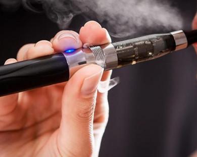 Thực hư việc thuốc lá điện tử giúp bỏ thuốc lá?
