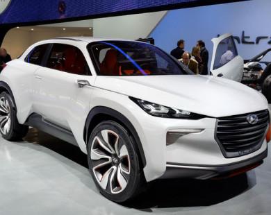 Cùng tầm CX-3 và HR-V sắp có Hyundai Kona