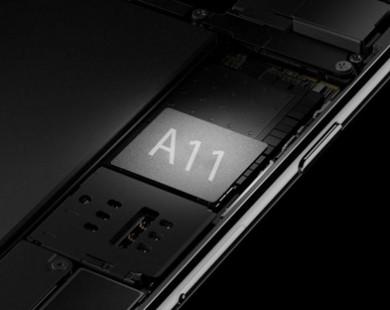 """Lộ điểm hiệu năng của iPhone 8, """"đánh bại"""" mọi đối thủ"""
