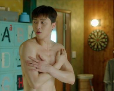 Park Seo Joon - Kim Ji Won tiếp tục 'thả thính' khán giả bằng những cảnh gây tò mò