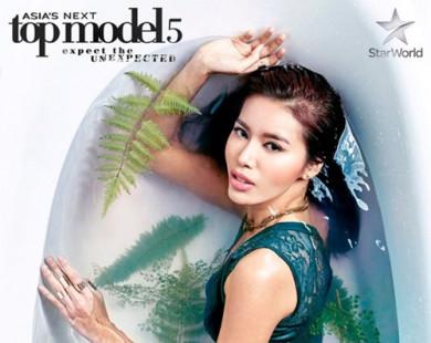 Minh Tú phá kỷ lục của VN tại Next Top Model châu Á