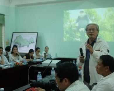 Quy hoạch Sơn Trà: Đừng cướp sự sống của voọc chà vá