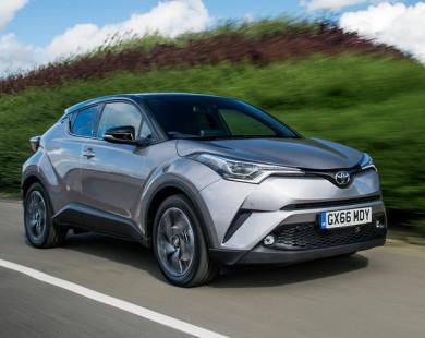Toyota C-HR giá 514 triệu đồng khiến dân Nhật thèm khát