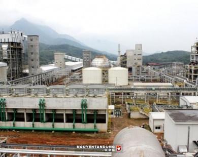 Thua lỗ, Vinachem cuống cuồng xin khoanh nợ vay 250 triệu USD từ Trung Quốc