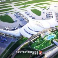 Bộ Giao thông chốt thiết kế hoa sen cho sân bay Long Thành