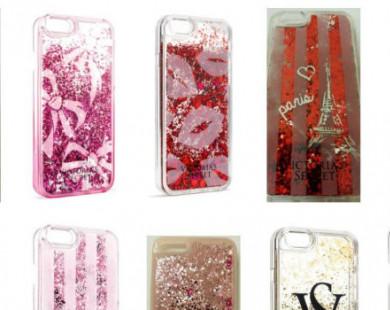Hiểm họa từ những chiếc ốp nhũ lấp lánh dành cho iPhone