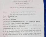 """Tâm sự gây 'bão"""" của thầy giáo 16 năm dạy học viết đơn xin ra khỏi biên chế"""