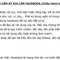 """Trường Lương Thế Vinh cấm HS bấm """"like"""" khi chưa đọc kỹ Facebook"""