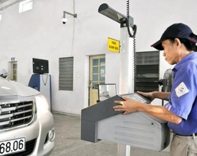 Cách kiểm tra xe ô tô có bị 'treo' phạt nguội hay không