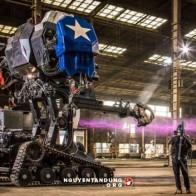 Xem robot Mỹ – Nhật lần đầu 'đại chiến'