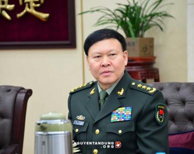 Tướng Trương Dương, nguyên Chủ nhiệm Công tác chính trị quân đội Trung Quốc tự sát