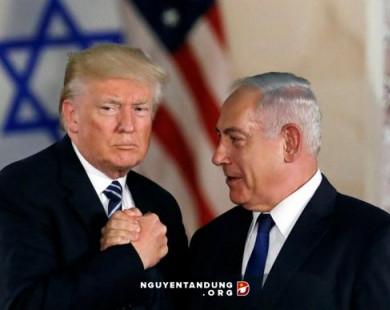 Ông Trump làm Trung Đông dậy sóng