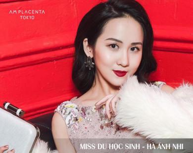 AM placenta Tokyo- lựa chọn hàng đầu của nhiều Mỹ nhân Việt.