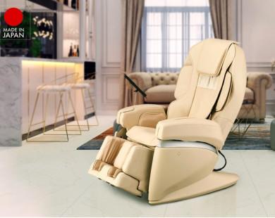 Lợi ích của việc dùng ghế massage trong mùa dịch