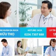 Phòng Khám Đa Khoa Hữu Thọ: Dịch vụ y tế chất lượng, chuyên nghiệp