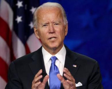 """Liệu có làn sóng """"chốt lời"""" trên thị trường chứng khoán Mỹ nếu Joe Biden trúng cử Tổng thống?"""