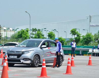 Chương trình Hướng dẫn lái xe an toàn từ Honda Ôtô Tây Hồ
