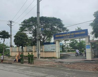 Phát hiện thêm 14 ca nghi Covid-19 tại Bệnh viện Bệnh nhiệt đới Trung ương