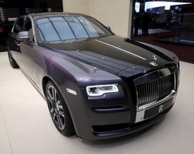 """""""Choáng"""" với Rolls-Royce đã đắt tiền còn nạm thêm kim cương"""