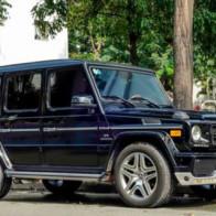 Ông vua địa hình Mercedes G63 trước nhà Cường Đô La có gì đặc biệt?