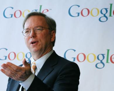 """Eric Schmidt Tỷ phú Google tiết lộ 3 bí quyết """"tiền đẻ ra tiền"""""""