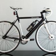 Xe đạp điện nhẹ nhất hành tinh