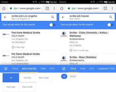 Google ra mắt công cụ tìm kiếm việc làm dựa trên trí tuệ nhân tạo