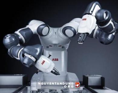 Hàn Quốc đánh 'thuế thân' robot, hiện thực hoá viễn cảnh máy móc thay thế con người